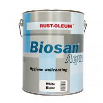 Biosan Aqua Satin 5l Wit