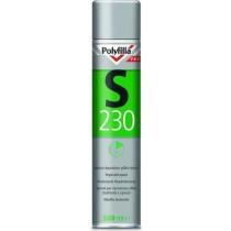 Polyfilla S230 reparatiespack spuitbus 0.5l