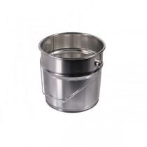 Metalen strijkvat 2.5l