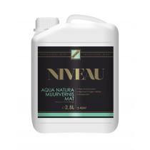 Niv. Aqua Natura Muurvernis Mat 2.5l