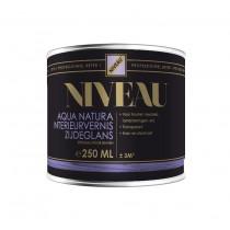 Niveau Aqua Natura Interieurvernis Zijdeglans 0.25l