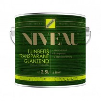 Niv. Tuinbeits Transp. HG 2.5l White wash