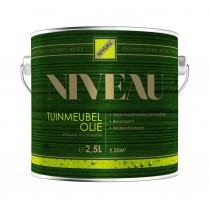 Niv. Tuinmeubelolie Kleurloos 2.5l