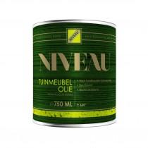 Niv. Tuinmeubelolie Kleurloos 0.75l