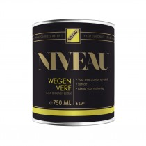 Niv. Wegenverf 0.75l Wit