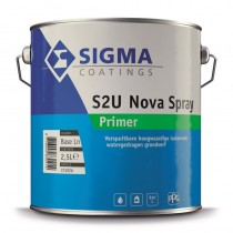 S S2U Nova Spray Primer 5l Wit