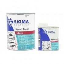 Sigma Memo Paint Kit 0,8L