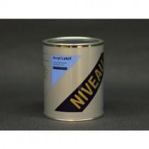 Niveau Acryllatex Mat 0.25l kleurtester