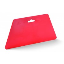 Schuller Behangspatel (rood) 230 x 120cm